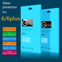 Tempered glass screen protector for iphone 6 9h milo tempered glass screen protector for apple iphone6/i5/i4