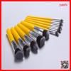 Alibaba best Custom cosmetic brush sets/ 10pcs OEM makeup brushes