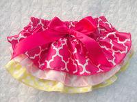 popular satin baby underwear baby bloomers for baby girls
