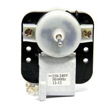 fan cooling refrigerator square shaded pole motor JDF7-2