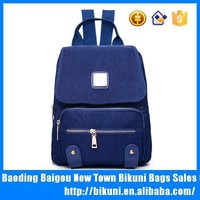 2015 china supplier new designed for teens popular colorful nylon school backpack fashion sport backpacks travel bags