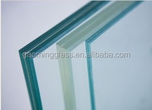 20 years experience/Alibaba trade assurance building clear laminated glass 6 38mm GM-5225