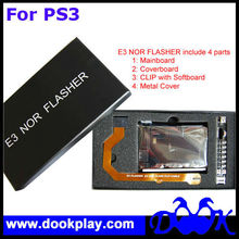 E3 Flasher E3 NOR Flasher for PS3 Official Distributor