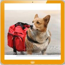 Travel lightweight Oxford cloth Dog Backpack Saddle Bag