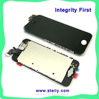 Gold Supplier Wholesale High Quality for lcd iphone 5 digitizer Assembly,for iphone 5 lcd screen replacement