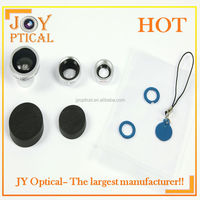 Magnetic 3 in 1 Lens collection ( Macro/ 0.67X Wide angle/ 180 degree Fisheye) for mobile phone