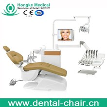 Timotion DC motor control system with 3 memory way dental unit