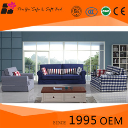 Luxury New model sofas sets with teak wood