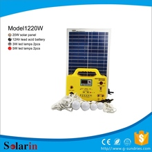 High quality CE ROHS solar dc ac 50hz 2kw offgrid converseness solar systems