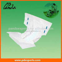 Incontinence care disposable adult diaper