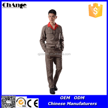 Summer and Autumn Long sleeves and Short Sleeves Construction Worker Uniforms