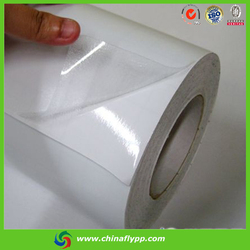 FLY shanghai hot china Protective film,PVC material cold laminating roll film