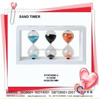 Decor Blown Glass 60,90,120 MIN STW70090-3 sand timer