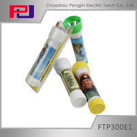 FTP300E1 LED High Power light led focus torch plastic led flashlight