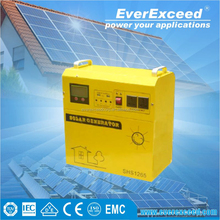 EverExceed 500W solar home lighting system with TUV / VDE / CE / ISO / IEC / DEKRA / ROHS Approval