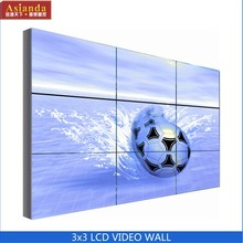 55 inch Seamness LG DID lcd video wall