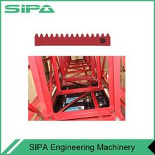 Construction hoist racks,construction lifting series worm gearbox