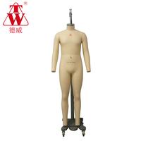 Hot sale male plus size 50 full body fashion dummy model