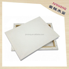 blank painting canvas stretched canvas