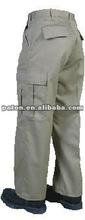 Caliente estilo de seguridad pantalones de algodón para hombres sc-72 precio bajo con buena calidad y precio barato