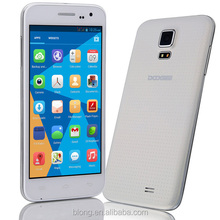 Factory Direct DOOGEE mobile phones Android 4.4 5 inch Mobile Phone quad Core 1.3GHz 3G WCDMA GPS Dual Sim Phone