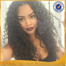 Wholesale cheap high quality new arrival top grade natural curl wigs