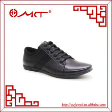 High quality fashion brand name light flat casual shoes for men