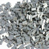 YG6 tungsten brazed carbide tips