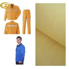 poly/cotton twill fabric for workwear