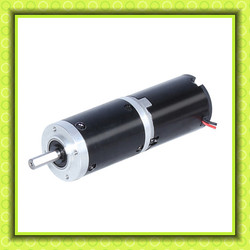 long lifespan 24V high torque planetary brushed dc electrical motors