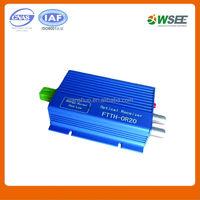 12V mini micro FTTH node/mini receiver