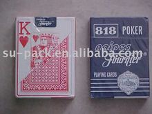 playing cards/gambling product/100%PVC poker
