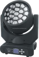 Bee eyes led moving head light dj disco equipment wecan Lighting led(WKY-BEAM19A)