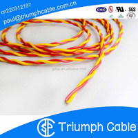 2.5 SQMM PVC insulated Stranded Flexible Twisted Pair electric wire