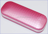 YT8016The newest pink hard plastic glasses case