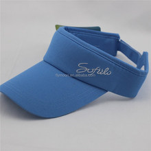 wholesale cheap plastic sun visor cap