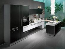 China OPPEIN Kitchen for Restaurant Kitchen Cabinet Design