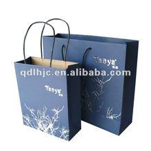 2012 Cute clothes paper bag