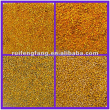2015 high quality natural rape bee pollen powder sold and wholesale by excellent chinese manufacture