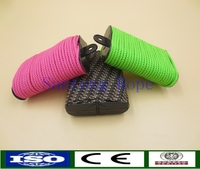 China famous trademark types fabric polyester fishing line