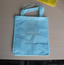 Eco friendly insulate non woven grocery tote bag, compostable non woven tote bag,customized advertising non woven bag