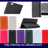 Newly Design First Layer Leather For Apple For Iphone 6 Case Genuine Leather Wallet