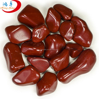 souvenirs made of stone red jasper tumbled Stone