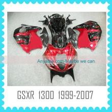 ABS Custom Fairing Body Kit for SUZUKI GSXR 1300 1999 2000 2001 2002 2003 2004 2005 2006 2007