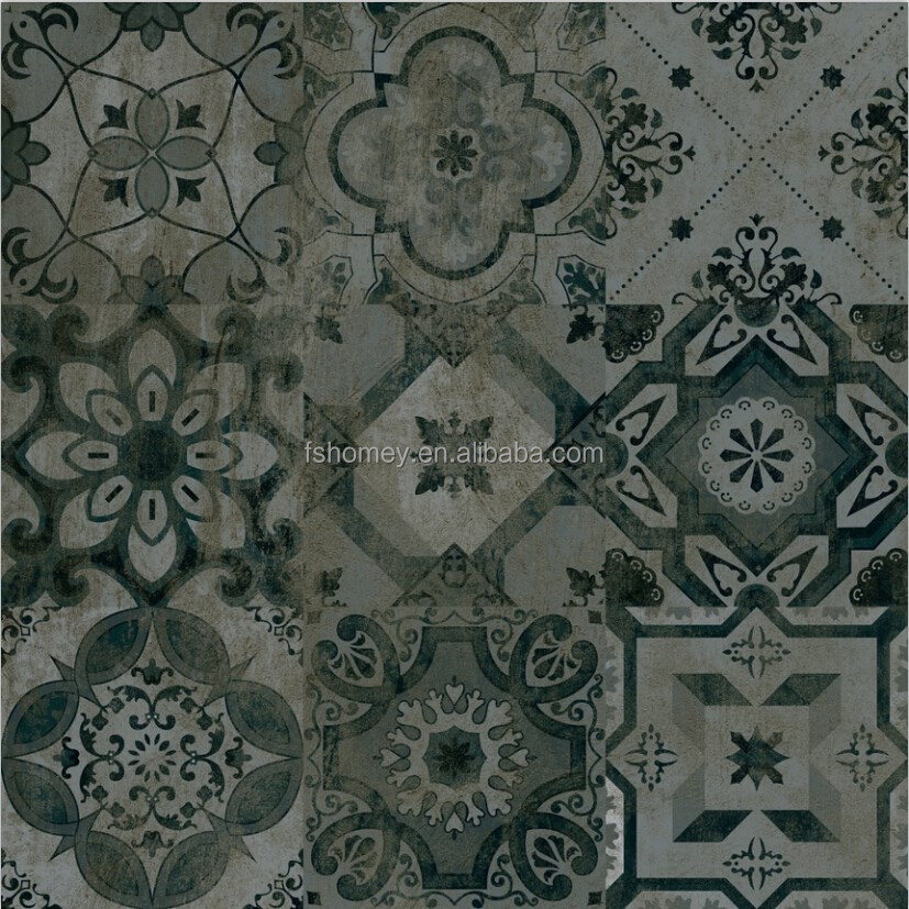 Home Decorative Spanish Porcelain Tile Wall Tile Sn6410