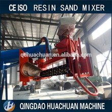 Advanced resin sand production line double arm sand mixer