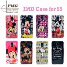 Alibaba express china supplier IMD case for samsung galaxy s5, for samsung galaxy s5 case with 60 designs Customize ok
