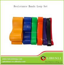 power resistance band loop set