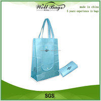Waterproof folding shopping bag folding bags ,waterproof bag