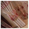 Luxury 100 Polyester Silk Soft Modern Window Curtain Wholesale